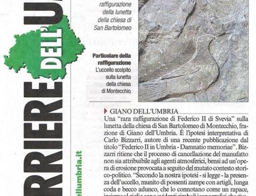 Federico II Giugno 2017 – Corriere dell'Umbria