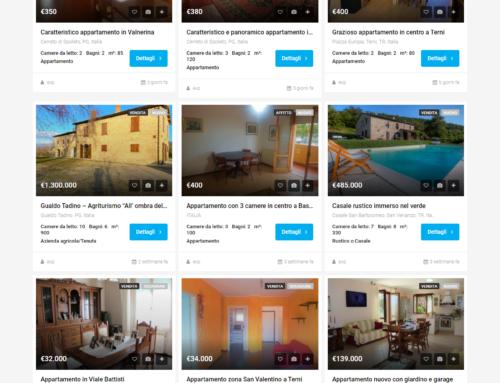 Nuovo sito Agenzia Immobiliare EXP